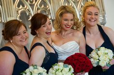 How to choose brilliant bridesmaids for your big day!