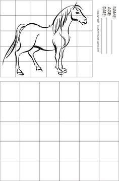 Printables Grid Art Worksheets grid drawing worksheets with grids activity walking free art google search