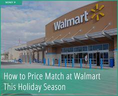 Holiday Price Matching 101: Walmart