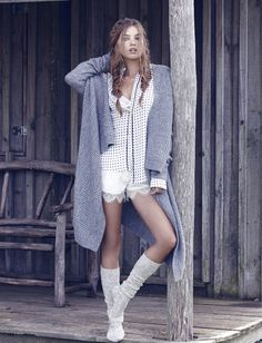 Amanda Mondale Model5 Thread Alert! Amanda Mondale in Knits for Cosmopolitan Australia