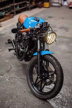 Moto Honda Cb 400 Café Racer 1981 - Customizada Para Venda - R$ 17.000,00 em Mercado Libre