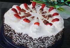Tiramisu - Erdbeer - Torte