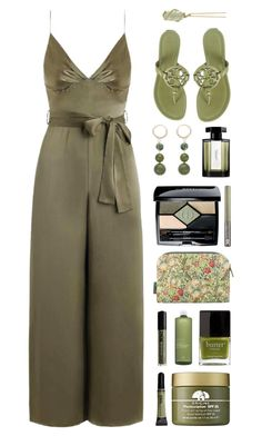 """""""Untitled #137"""" by fanfanfann ❤ liked on Polyvore featuring Zimmermann, Tory Burch, Effy Jewelry, Aveda, Christian Dior, Heathcote & Ivory, L'Artisan Parfumeur, Urban Decay, Origins and Butter London"""