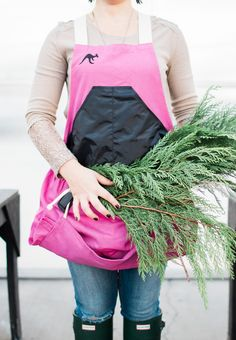 Roo Gardening Apron / Gifts for Gardeners / Gardening Tool Idea   The Roo Gardening Apron   Pinterest   Ideas, Aprons and Tools