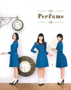 I worked on there concert in NY city recently. I made eye contact with the lead singer in the middle. She melted me. She thanked me at end of the show. Hiroshima, Giorgio Armani, Asian Woman, Asian Girl, Perfume Jpop, Celebrity Perfume, Hermes Perfume, Perfume Reviews, These Girls