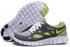 sports shoes 6b11f 51757 Buy Men s Nike Free Run+ 2 Running Shoes Grey Dark Grey Lime White  Authentic from Reliable Men s Nike Free Run+ 2 Running Shoes Grey Dark  Grey Lime White ...