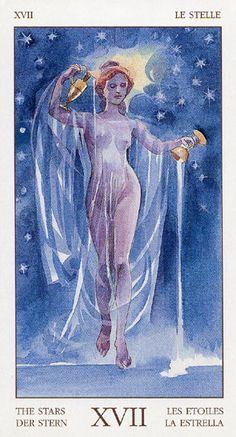 Tarot of the Renaissance ► The Star