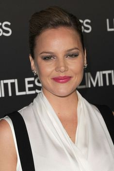 Abbie Cornish ...... She has also starred in A Good Year, Elizabeth: The Golden Age and Kimberly Peirce's Stop-Loss.
