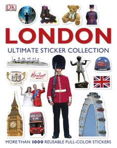 Create your own picture book as you learn about Europe's largest capital city, London.The Ultimate Sticker Guide: London is ideal for