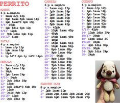 - Her Crochet Doll Amigurumi Free Pattern, Amigurumi Tutorial, Amigurumi Doll, Tutorial Crochet, Learn To Crochet, Diy Crochet, Crochet Dolls, Crochet Baby, Free Crochet Doily Patterns