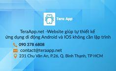 TeraApp tham gia sự kiện GDay X Vietnam 2017  TeraApp.net - Website giúp tự thiết kế ứng dụng di động Android và IOS không cần lập trình  (y) Công nghệ di động phát triển số người dùng smartphone càng nhiều. Mỗi ngày có hàng tỉ tỉ lượt tải Ứng dụng Android và IOS xuống smartphone. Ứng dụng di động (mobile app) trở thành một kênh marketing mới và vô cùng mạnh mẽ giữa thương hiệu và khách hàng. Tuy nhiên vẫn chưa có nhiều thương hiệu tận dụng được điều này.  (y) Mặt khác để có thể thiết kế một…
