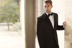 Vera Wang, Men's Wearhouse  Classic for the groom
