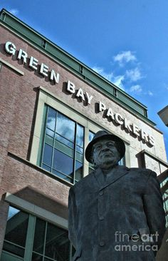 I' ve been a fan since I was 12. Love everything about this organization. Lombardi and Green Bay Packers