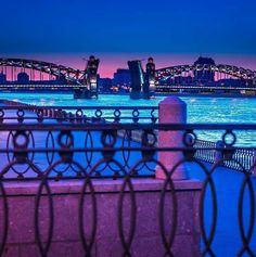 Bolsheokhtinsky Bridge (Bridge of Emperor Peter the Great) Большеохтинский мост (Мост Императора Петра Великого)