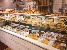 Deli 97  counter collection with JUST EAT