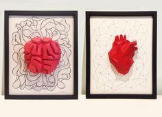 Arte em papercraft - Urban Craft