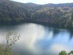 The Plitvice Lakes are an unmissable day out and an easy 1.5hr drive from Zadar