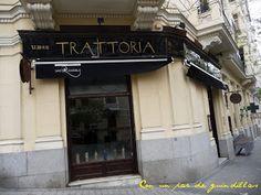 ¡Con un par de guindillas!: Trattoria SantArcangelo
