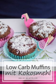 Low Carb Cupcakes, Cupcake Recipes, Cupcake Cakes, Low Carb Soup Recipes, Holiday Desserts, Sweet Tooth, Bakery, Kakao, Food And Drink