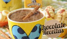 Chocolate Receitas: Chocolate Quente Cremoso