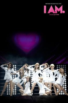 """SNSD for """"I AM"""""""