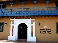 FACHADA DEL MUSEO DE CORO, PASEO TALAVERA