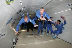 Zero G Plane in Vegas - It's the plane that goes wicked high and you start floating!