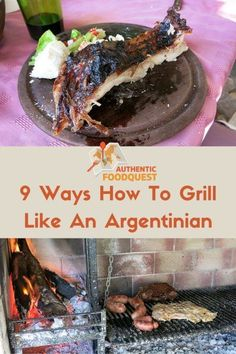 After spending three months in Argentina on our quest for authentic food, we had the chance to share and enjoy many asados (barbecues) and parrillas (steakhouses). We observed the Argentinian grilling customs. And we also learned the various grilling tec Argentina Food, Argentina Travel, Authentic Food, Food Stamps, International Recipes, Foodie Travel, Street Food, Places To Eat, Love Food