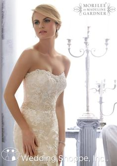 Mori Lee Bridal Gown 2676