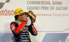 Moto3   GP Qatar: Antonelli trionfa in volata, italiani grandi protagonisti