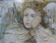 Dorina Costras | Art&Tatucya Angel Sculpture, Angels In Heaven, Heavenly Angels, Fathers Love, Guardian Angels, Angel Art, Ethereal, Sculptures, Mermaid