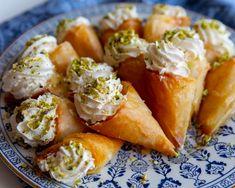 Lebanese Recipes, Turkish Recipes, Ethnic Recipes, Cake Recipes, Dessert Recipes, Desserts, Filo Pastry, Fika, Frases