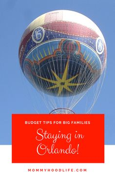 Budget Friendly Tips for Big Families Traveling to Orlando!    @ExtendedStayAmerica #AD #VisitOrlando
