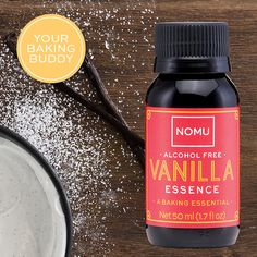 How NOMU is addressing the global vanilla shortage Vanilla, Free