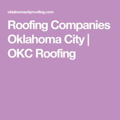 Roof Maintenance Increases Its Life! | Roofing Contractors, Oklahoma City  And Curb Appeal