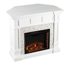 12 best corner electric fireplace images corner fireplaces rh pinterest com