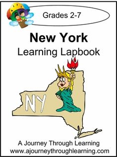 New York State Study Lapbook