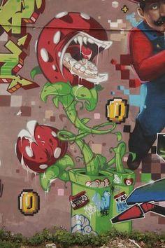 Artist :Hombre SUK Graffiti / street art , Urban art .. lets just call it ART.. https://www.etsy.com/shop/urbanNYCdesigns?ref=hdr_shop_menu