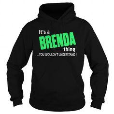 Awesome Tee Awesome Brenda Thing - TeeForBrenda T shirts #tee #tshirt #named tshirt #hobbie tshirts # Brenda