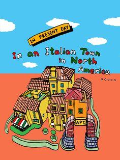 Italian town in USA