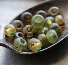 Czech glass seed bead