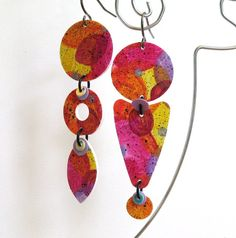 So BERRY FUN Earrings by droolworthy on Etsy, $18.00