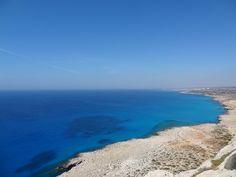 Sapphire Seas of Cyprus – Strolling The Coast of Ayia Napa