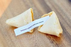 DIY Wedding Ideas: Fortune Cookies with a Customized Message