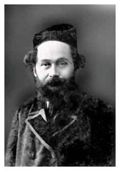 Harav Yitzhak Yehuda Trunk/rebbe in Ciechanow from 1907-12