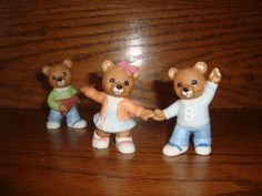 Home Interiors And Gifts, Bear Art, Special Birthday, I Am Happy, Rock And Roll, Cake Toppers, Charity, Dancing, Teddy Bears