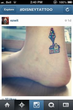 pixar tattoos - Google Search