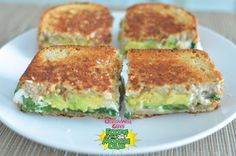 Make typical grilled cheeses healthier by adding avocado for good fats, and loading up on other veggies. These avocado grilled cheese recipes are tasty!