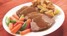 Gluten-Free Brown Gravy: Serve rich and flavorful gluten-free brown gravy over beef or mashed potatoes.