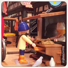 #clickania #clickània2014 #montblancmedieval #montblanc #toyphotography #Playmobil #ig_toys #oldmarket # mercado medieval #FOTO: Diorama Clickània 2014 / Montblanc